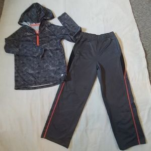 Nice Boys Energy Therma size 8 Outfit